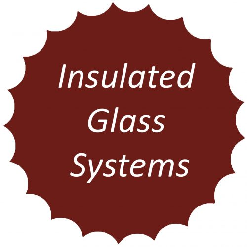 Insulated glass systems