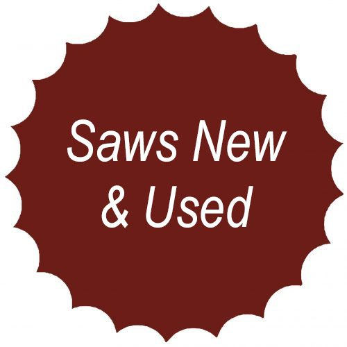 Saws New and Used