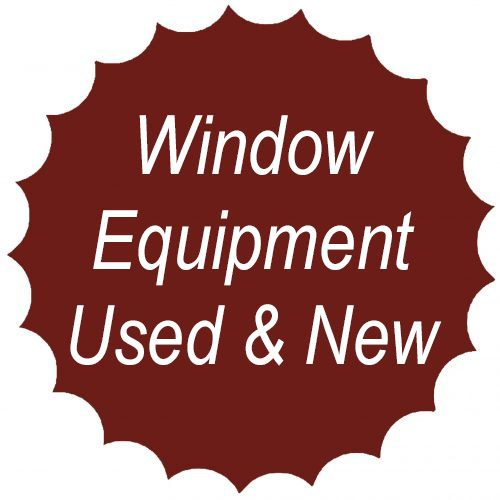 Window equipment Used and new